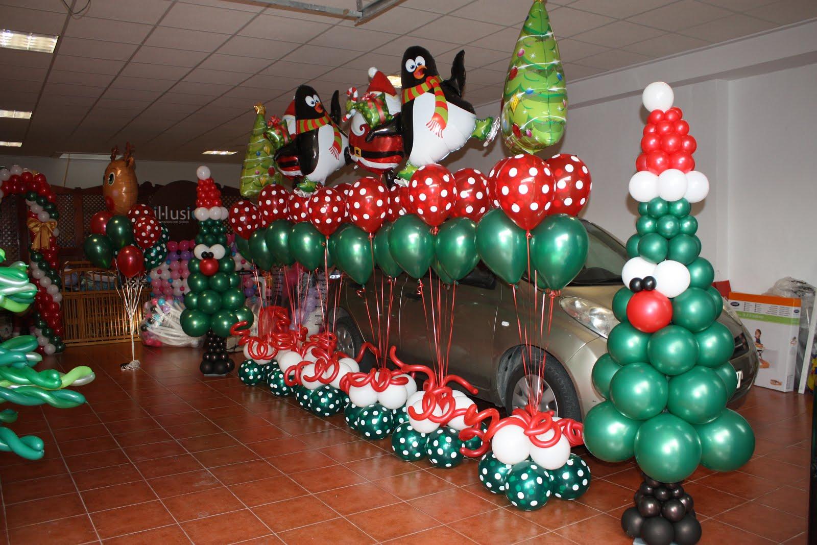 Fiesta infantil navidad - Decoracion fiesta navidad ...