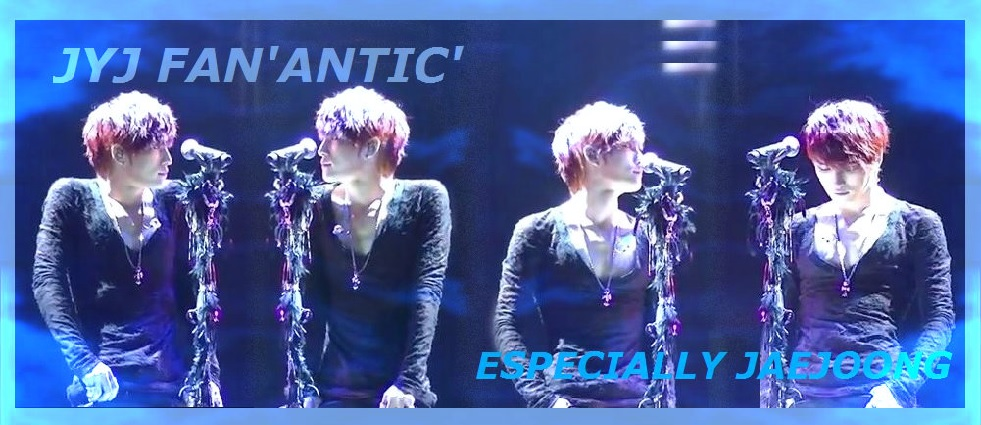 JYJ Fan'antic'