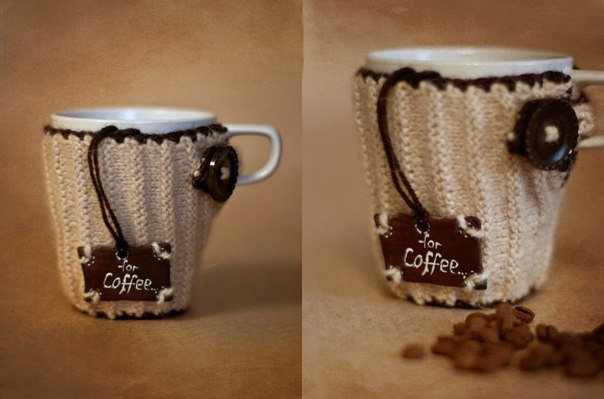Coffee cup cozy home decorating ideas for Cup decorating ideas