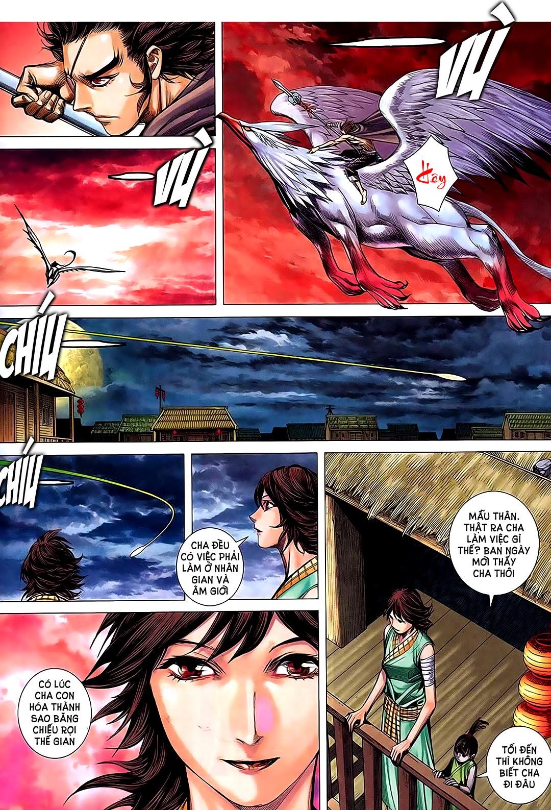 Phong Thần Ký chap 182 – End Trang 32 - Mangak.info