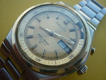 Seiko Bellmatic Dial Gold (SOLD)
