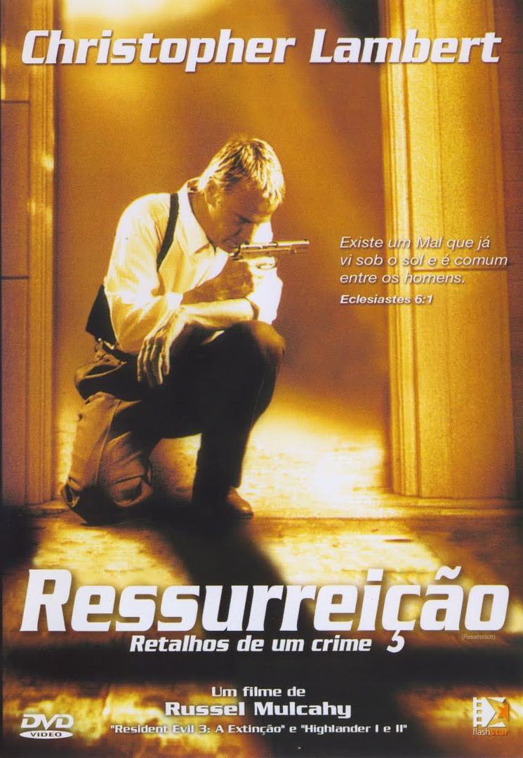 Ressurreição: Retalhos de Um Crime DVDRip XviD & RMVB Dublado