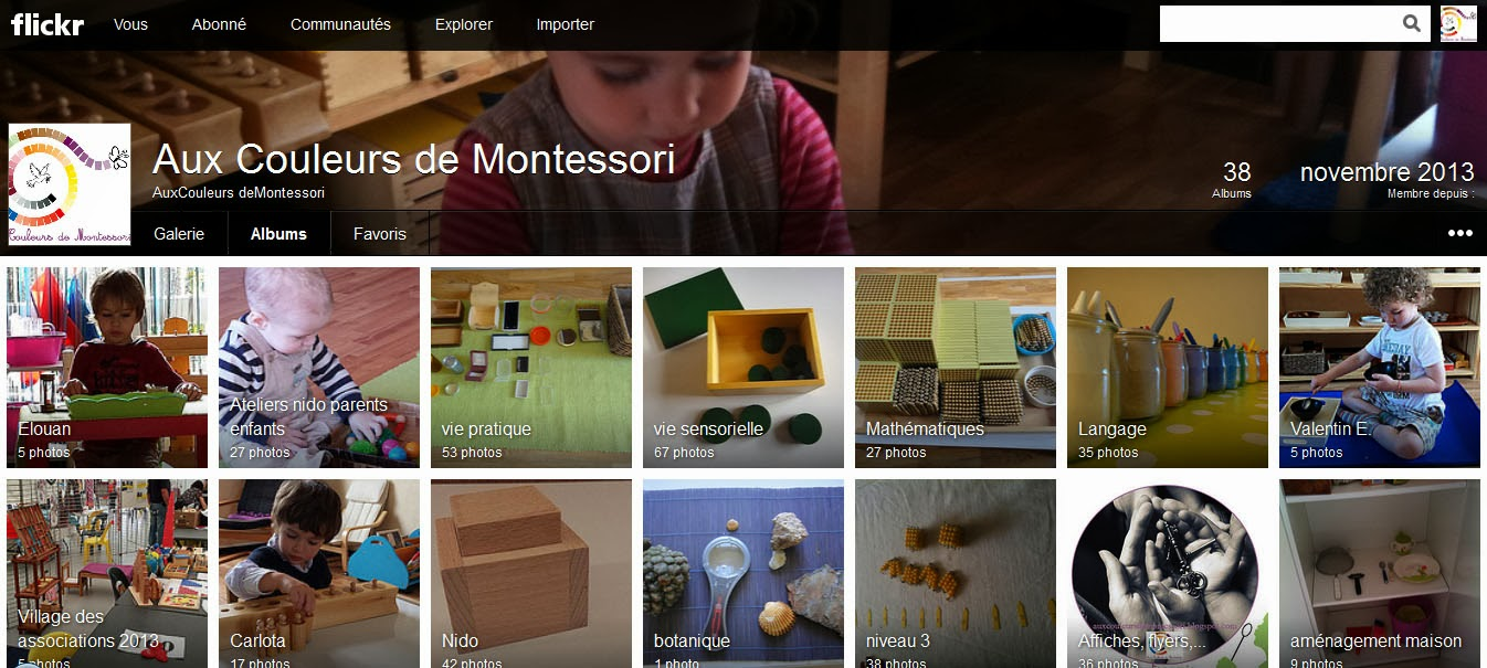 Flickr Aux Couleurs de Montessori