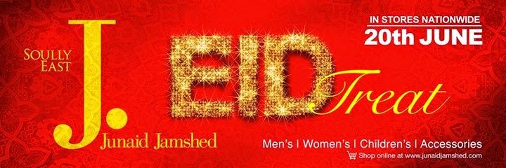 J.J Eid Dresses 2014
