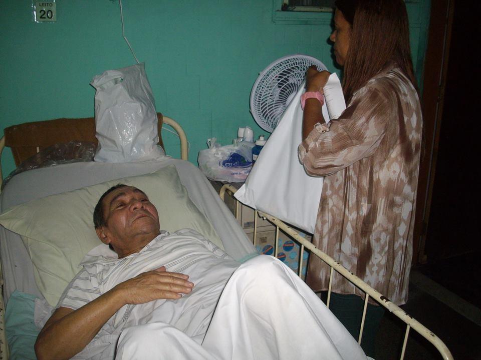 Visita  Enfermaria Masculina