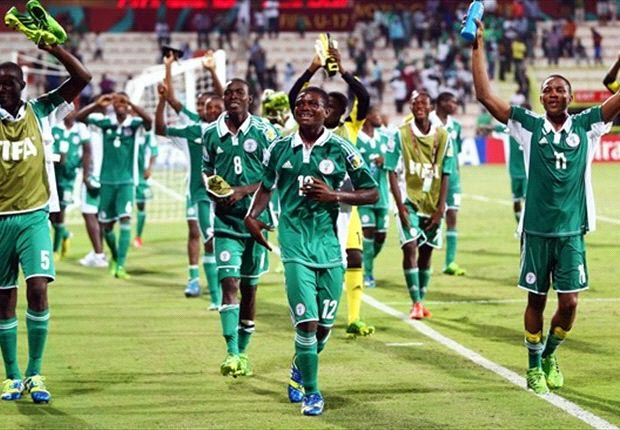 No Money For Victorious Golden Eaglets - NFF