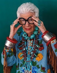 The Lovely Iris Apfel