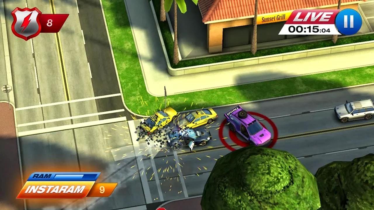 Smash Cops Heat v.1.09.01 Mod [Unlimited Everything]