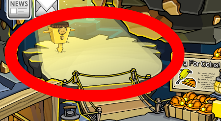 Club Penguin Gold Puffle Cheats