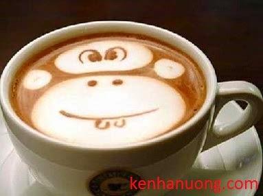 Nuts Cappuccino