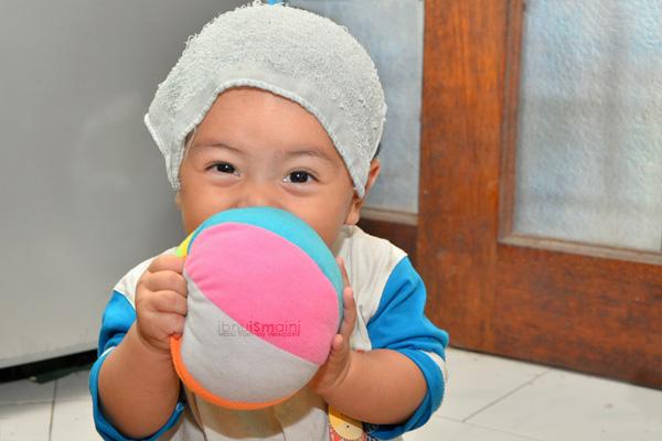 Baby demam terperanjat 2