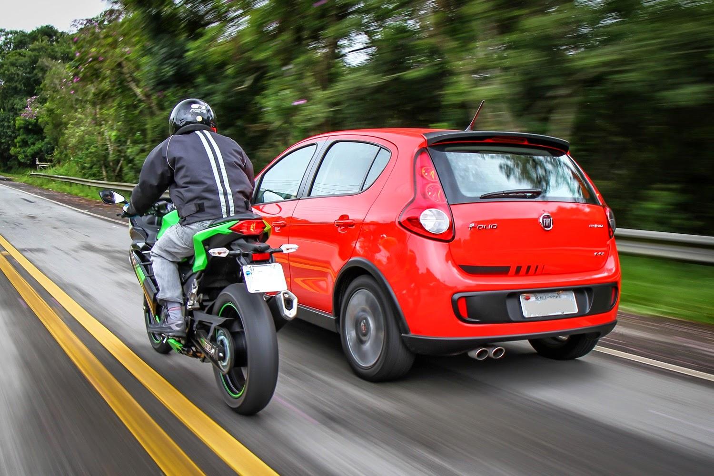 Resultado de imagem para moto Respeite a sinalização de trânsito