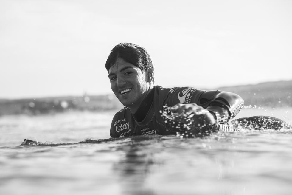 19 Gabriel Medina BRA Quiksilver Pro France 2015 Foto WSL Poullenot Aquashot