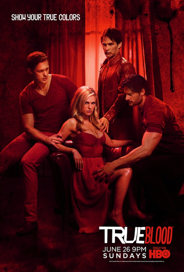 true blood season 4 promotional poster. True Blood Season 4 Promo
