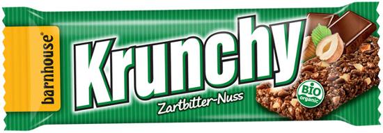 Barnhouse Krunchy Zartbitter-Nuss