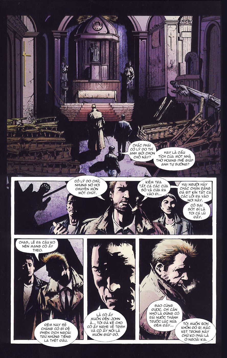 Constantine - All his engines chap 4 - Trang 8
