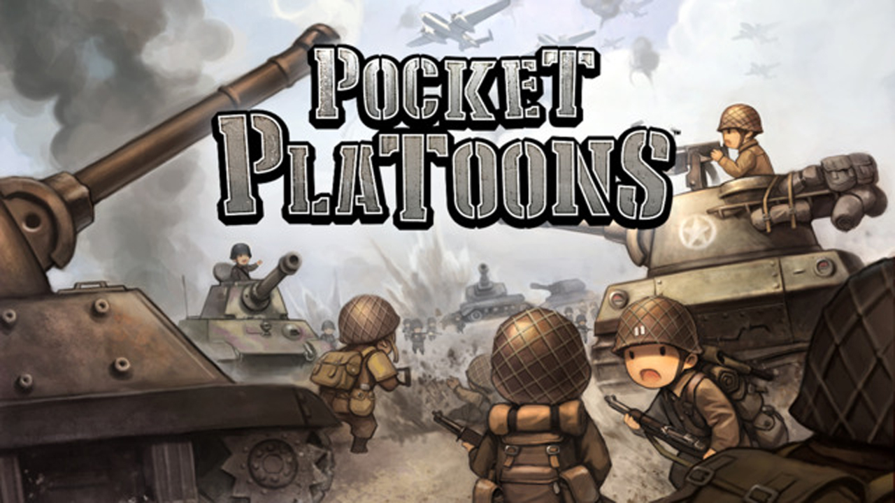 Pocket Platoons Gameplay IOS / Android