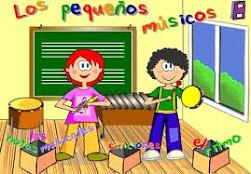 Los pequeños músicos