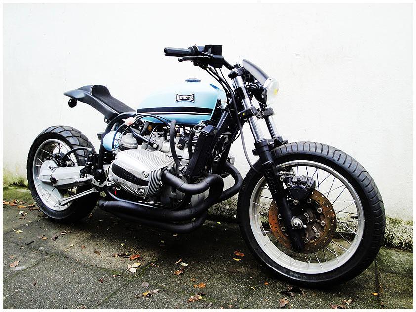 On Two Wheels Krautmotors Bmw