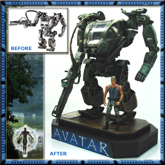 PANZERVARGAS CUSTOMS: AVATAR