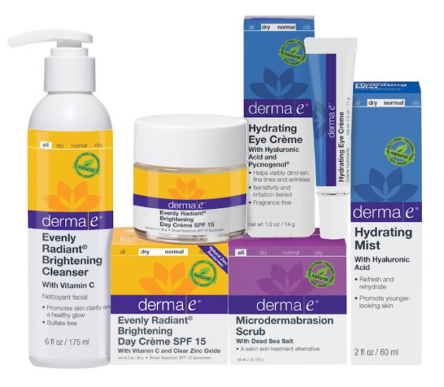derma e® Products