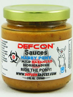 DEFCON Habby Pony Mild Habanero Horseradish