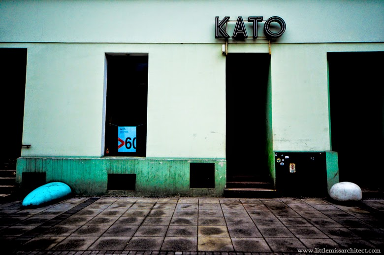 Katowice, what to visit, architecture