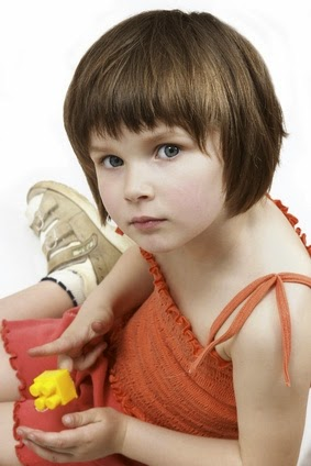 top 3 short hairstyles for little girls  high fashion