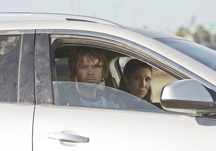 NCIS: Los Angeles - Episode 6.07 - Leipei - Promotional Photos