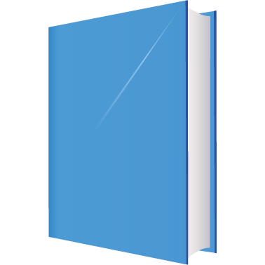 designpivot different colour vector book with blank front