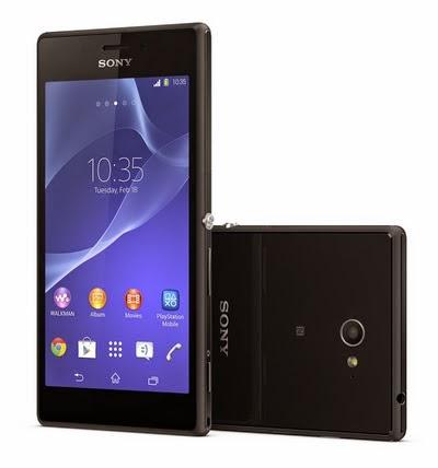3. Sony Xperia Z2