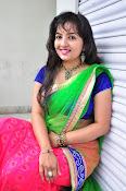 Actress Roshini Dazzling photo shoot-thumbnail-19