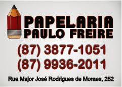 Papelaria Paulo Freie