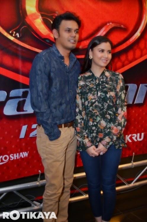 Lisa Surihani & Yusry Sorok Kehamilan Kerana Kontrak Stesen TV?, info, terkini, hiburan, sensasi Lisa Surihani Hamil, gosip