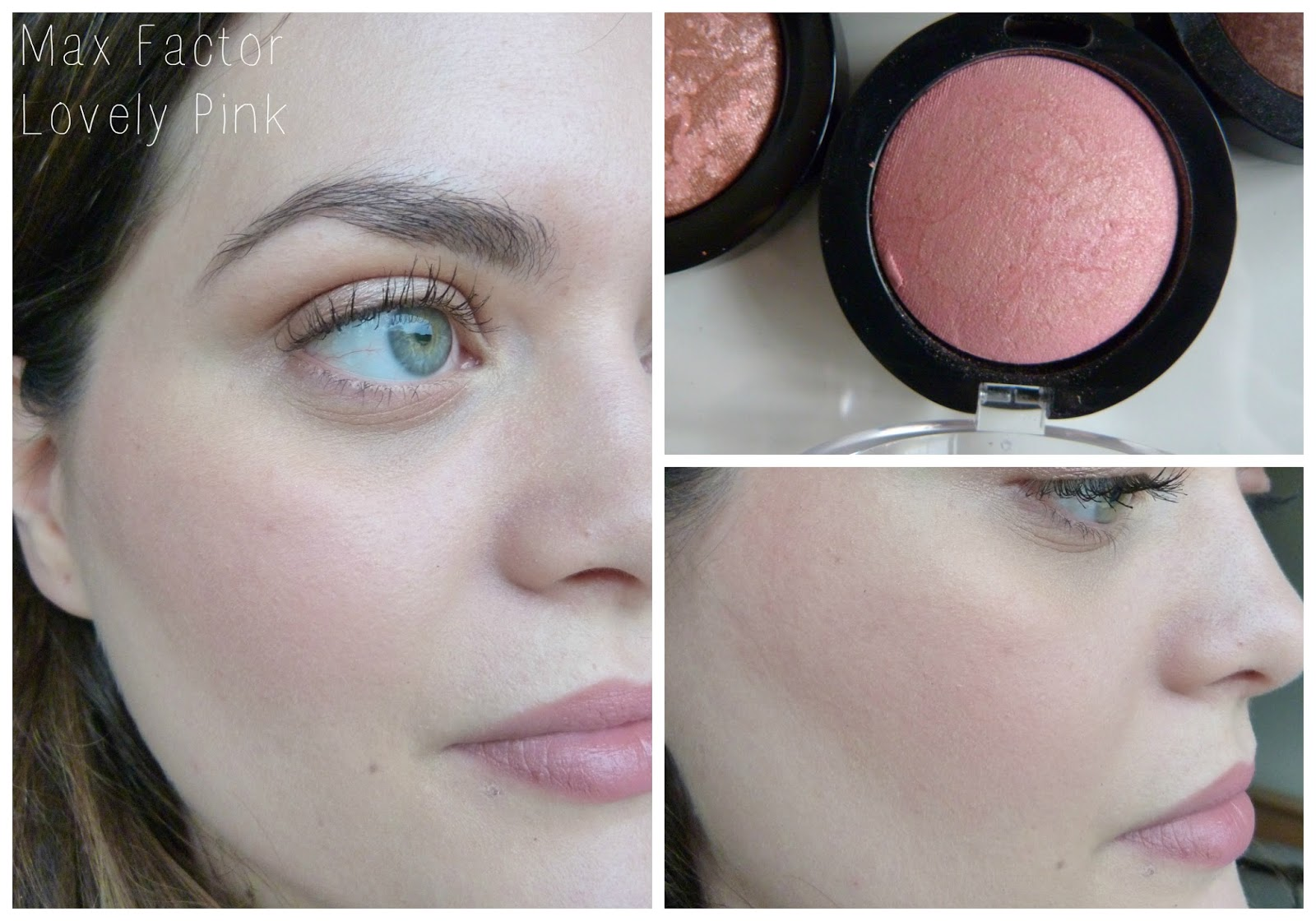 Review Amp Swatches Max Factor Creme Puff Blush Collection