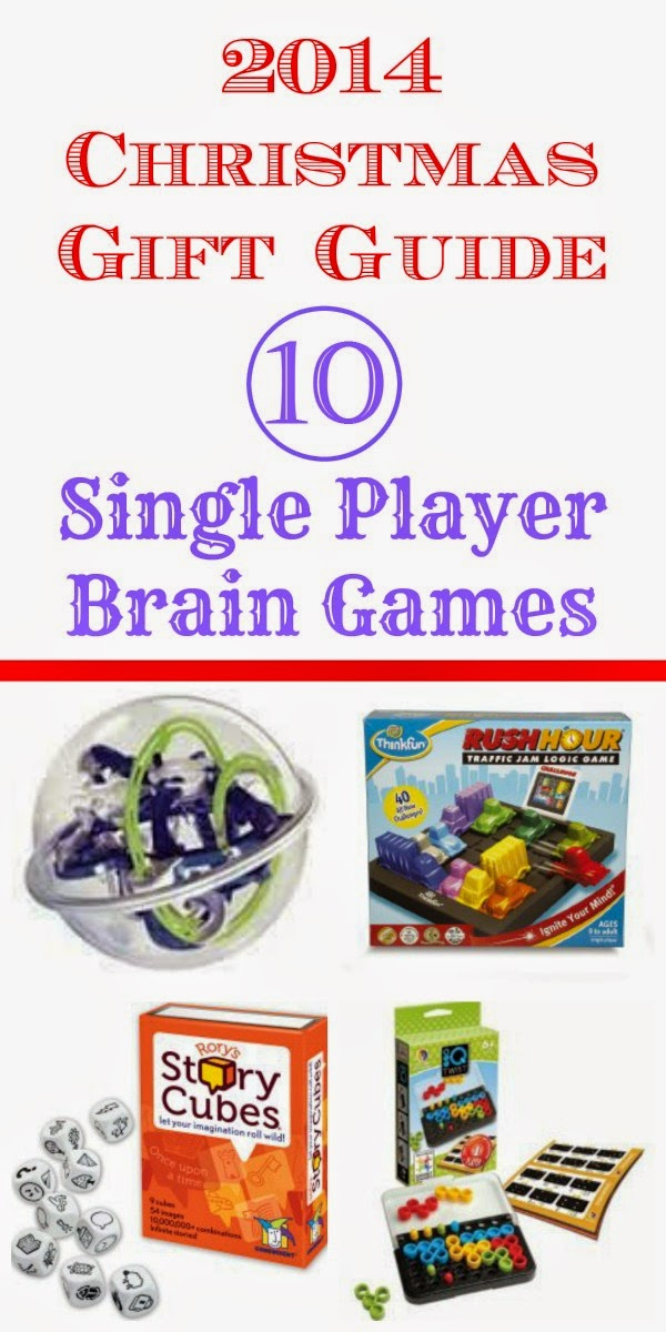 Christmas gifts for kids: Single Player Games