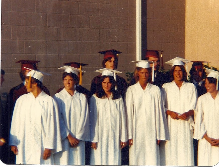 graduation from Chickahominy Academy, the graduating class of 1980