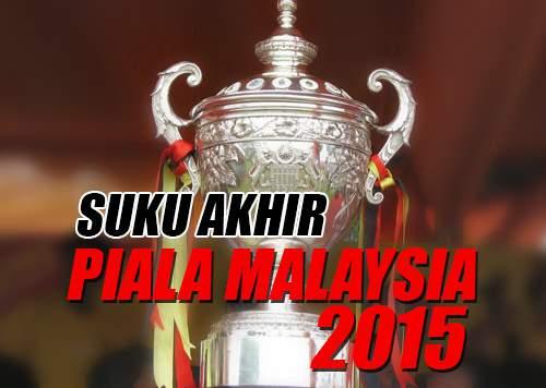 Ramalan Suku Akhir Piala Malaysia 2015