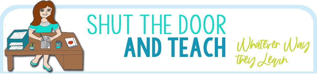 Shut the Door and Teach