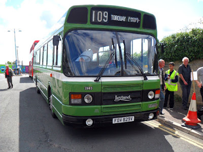 The 3rd Annual Torbay Vintage Running Day