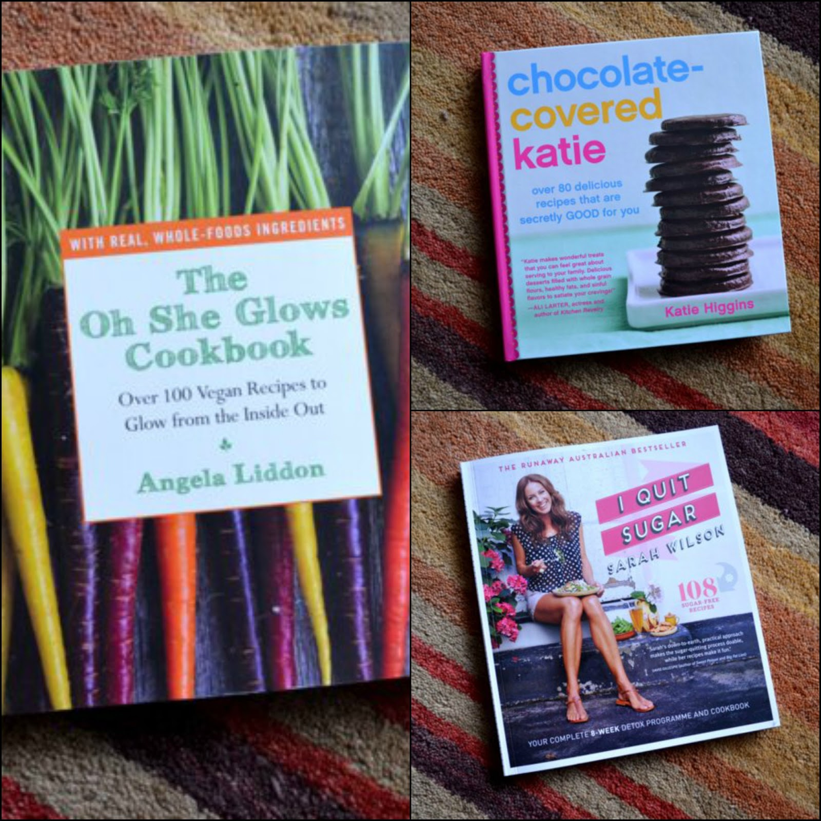 January Health Favourites Cookbooks
