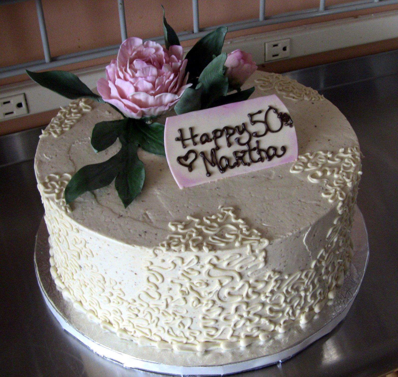 Martha Cakes By Rachel