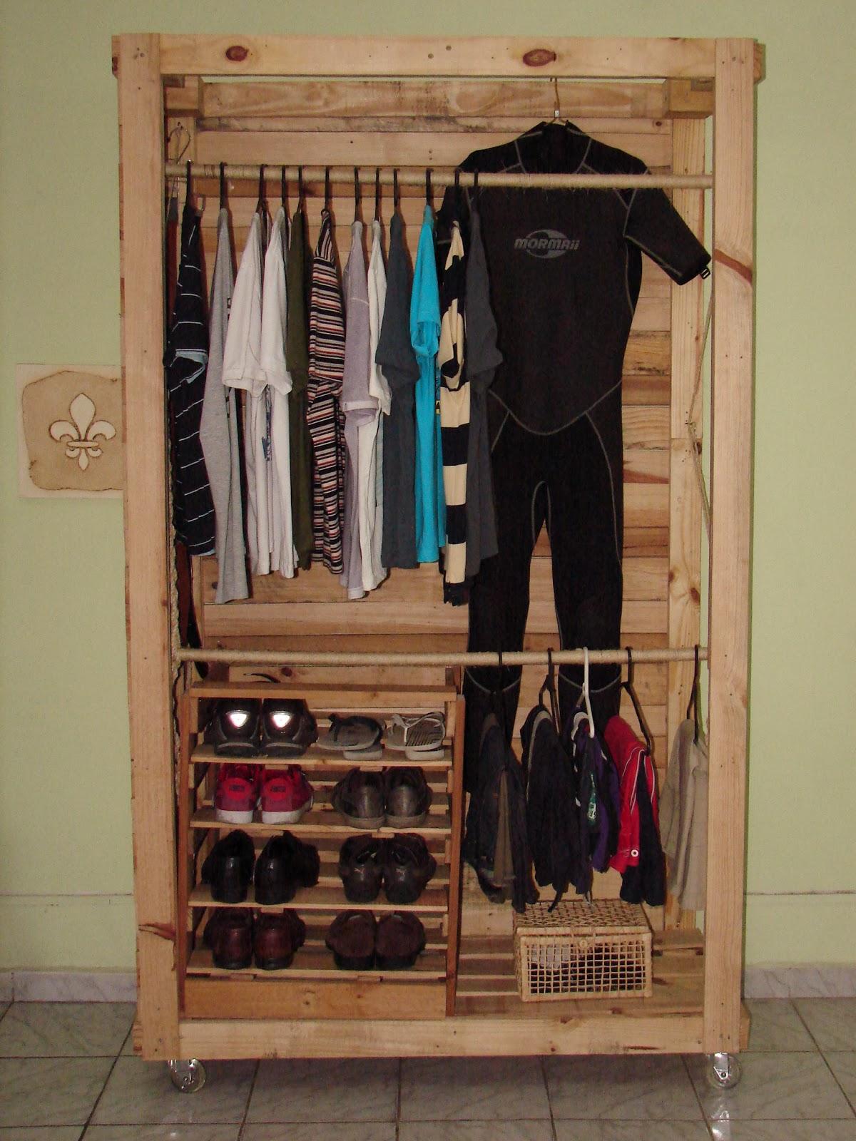 usá los para organizar suas roupas fazendo um closet grande dica para  #1698B0 1200x1600