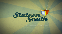 Sixteen South logo