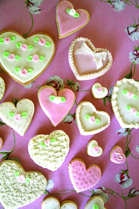 Valentine's Day Sugar Cookie Recipe title=