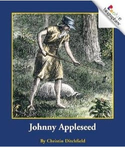 bookcover of  JOHNNY APPLESEED (Rookie Biographies)  by Christin Ditchfield