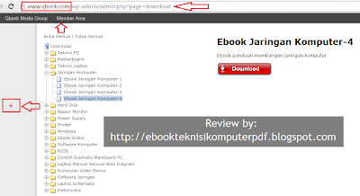 Member Area Download Ebook Teknisi Komputer dan Laptop