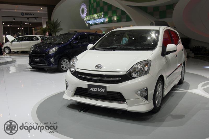 Spesifikasi,Harga Toyota Agya [Mobil Murah Indonesia]