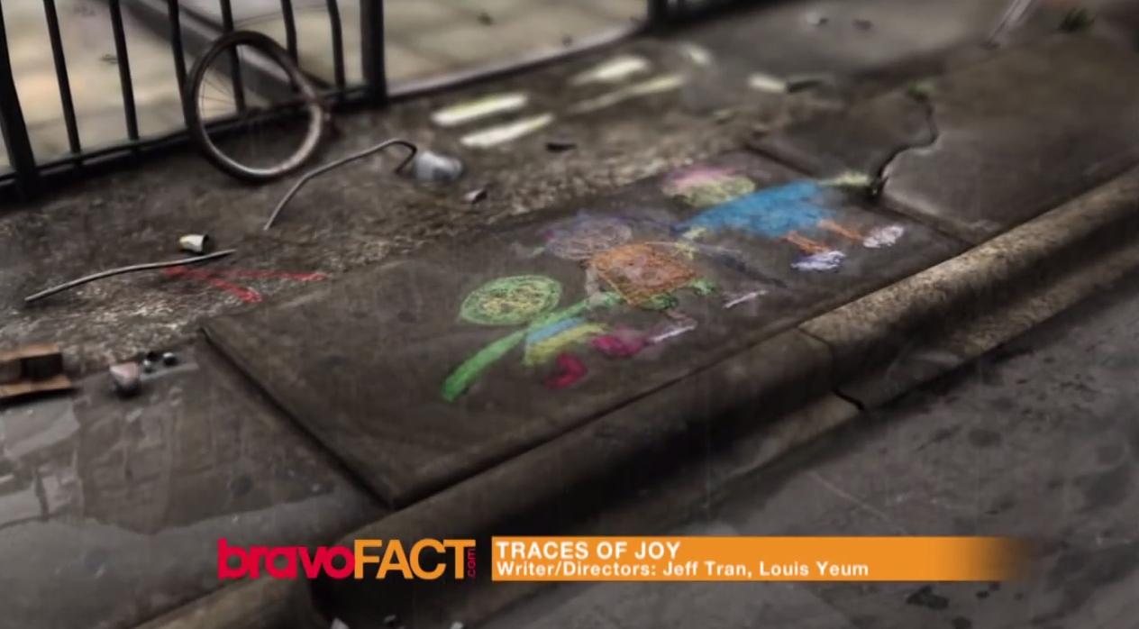 Traces of Joy