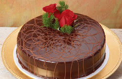 ¡Tarta de chocolate!